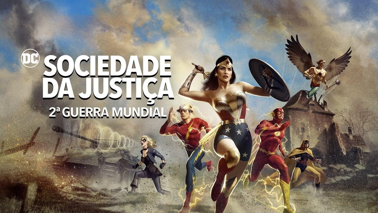 Justice Society: World War II 4
