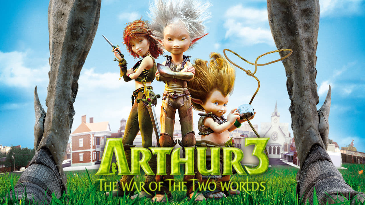 Arthur And The Invisibles 3 Arthur And The War Of Two Worlds Movie Review And Ratings By Kids