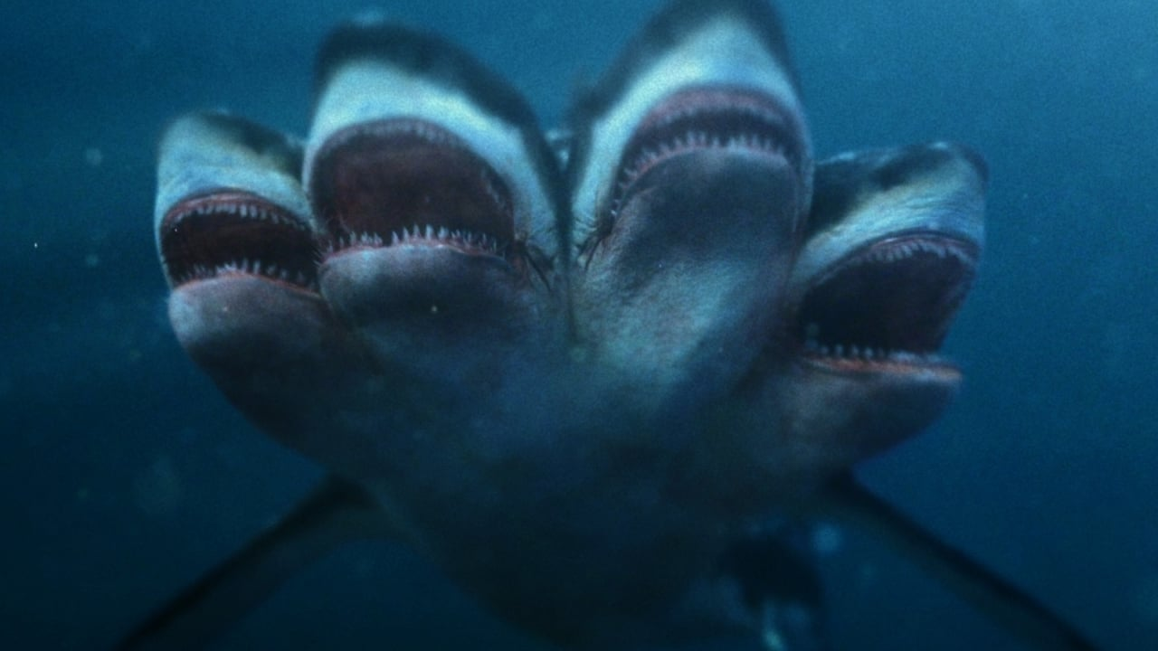 5 Headed Shark Attack 1