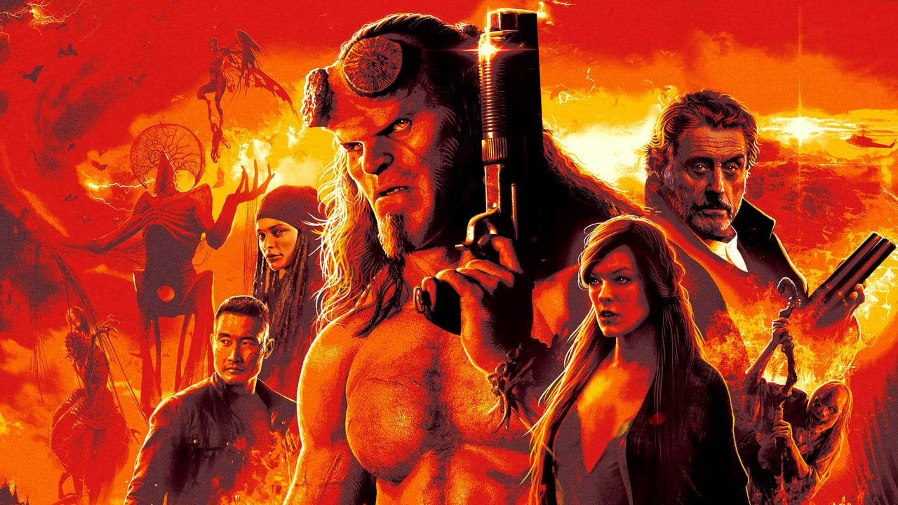 Regarder Hellboy Film en Streaming VF