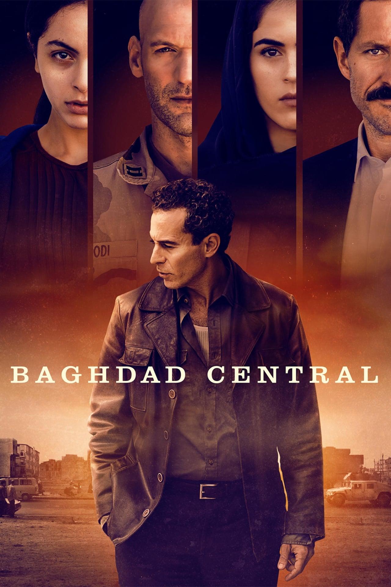 watch serie Baghdad Central Season 1 online free