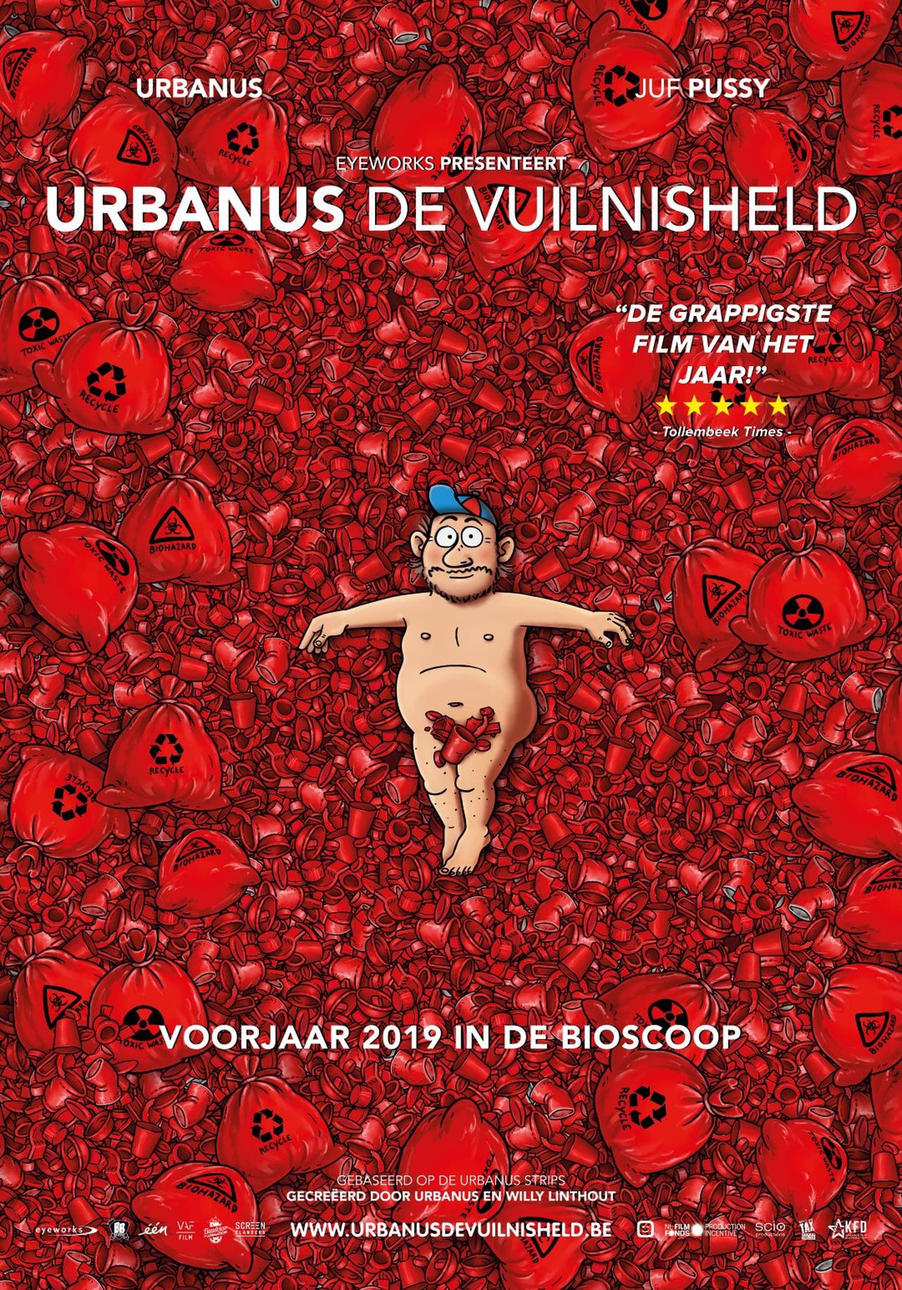 Urbanus: De Vuilnisheld (2019)