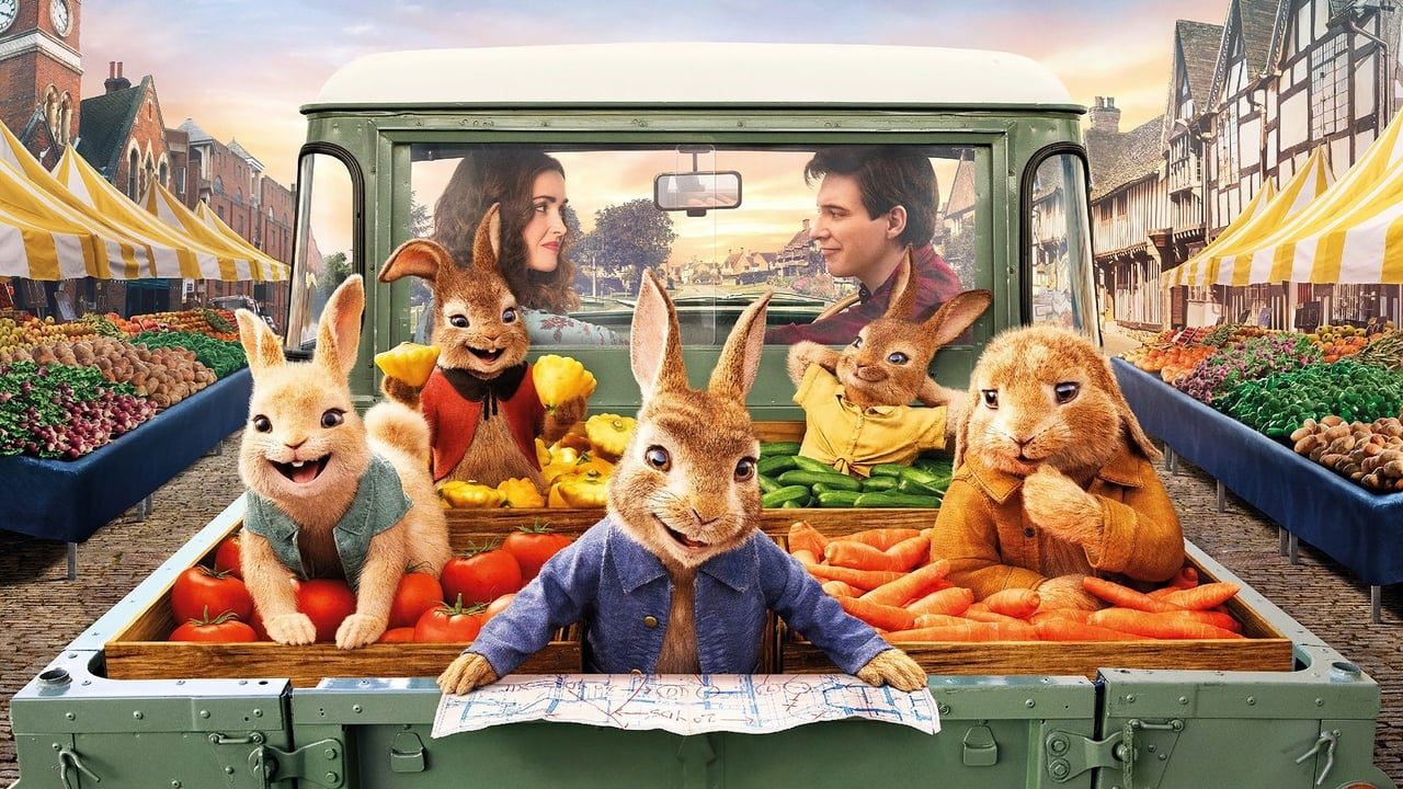 Regarder Pierre Lapin 2 : Panique en ville (year) Film complet HD stream