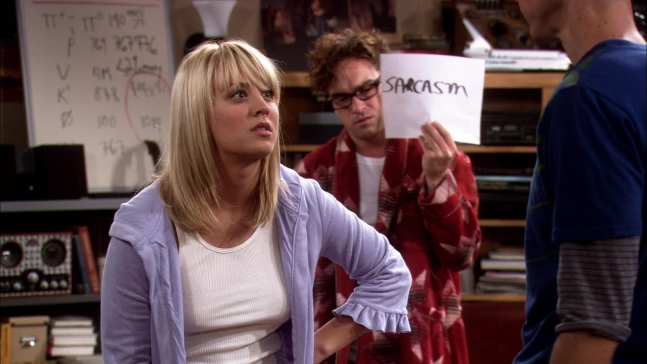 The Big Bang Theory - Season 1 Episode 2 : The Big Bran Hypothesis