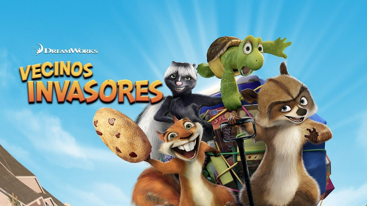 Over the Hedge 5