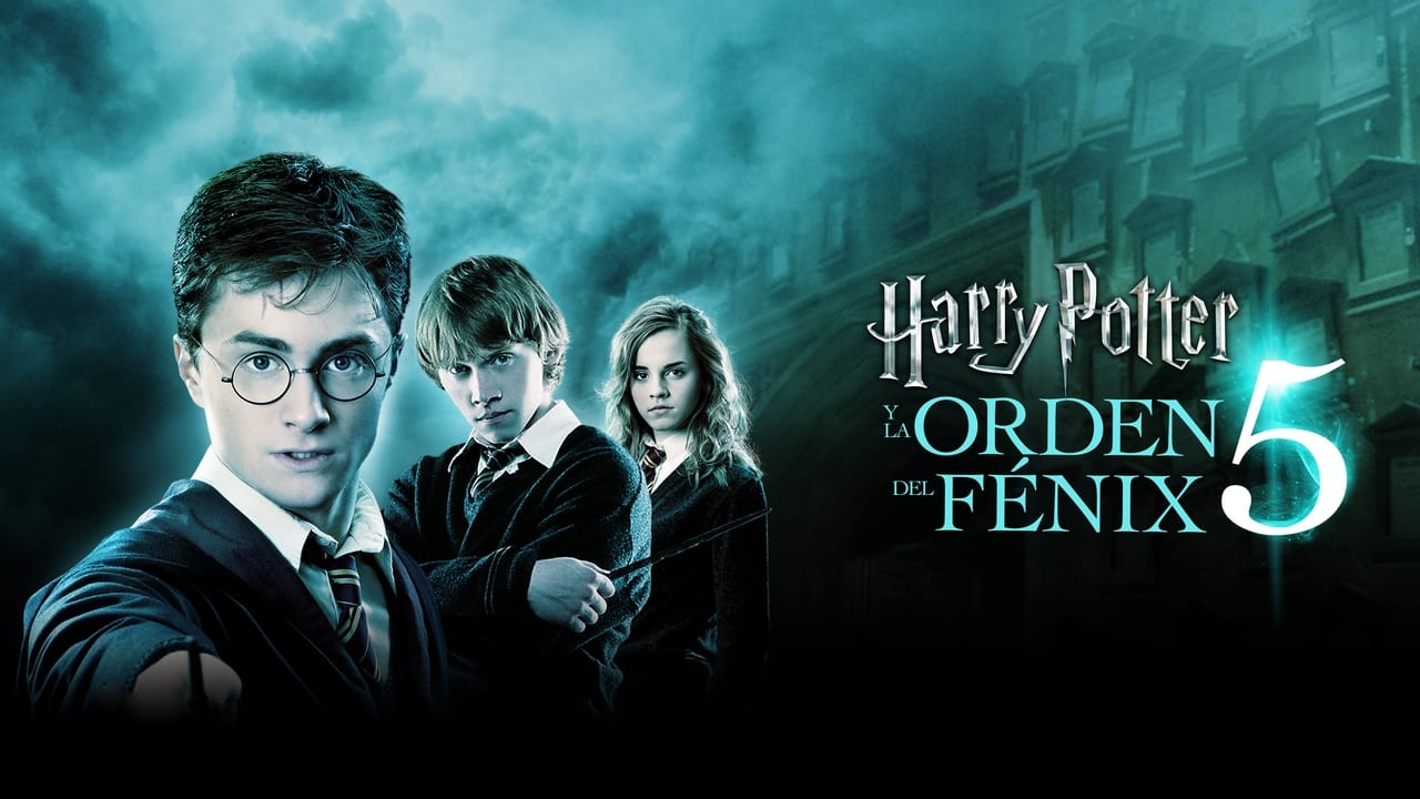 Harry Potter and the Order of the Phoenix 2