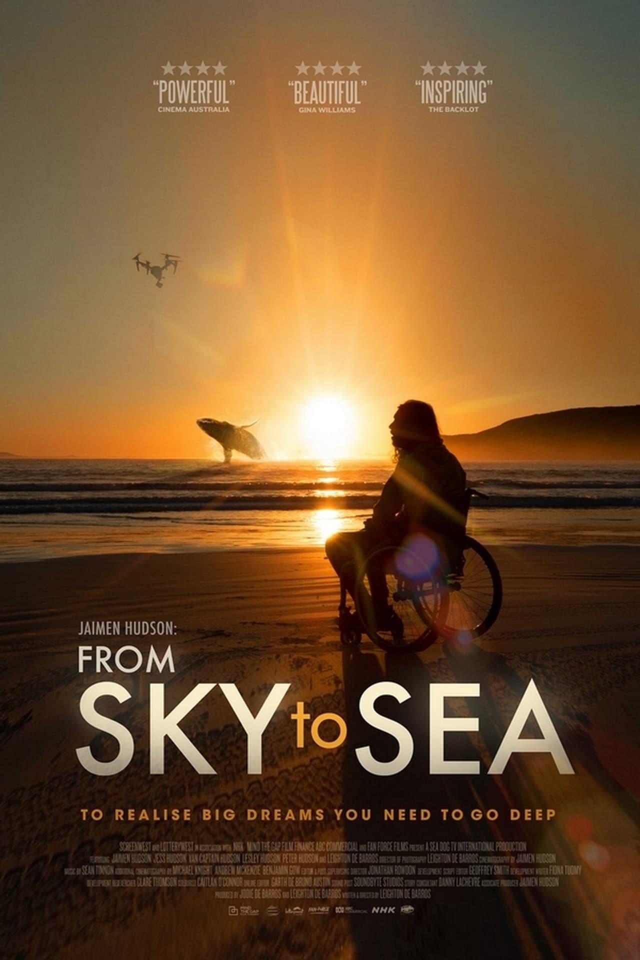 Jaimen Hudson: From Sky to Sea (2021)