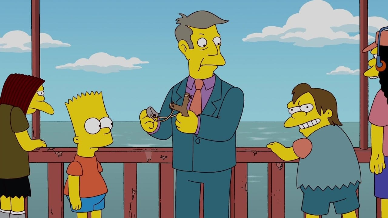 The Simpsons - Season 20 Episode 11 : How the Test Was Won