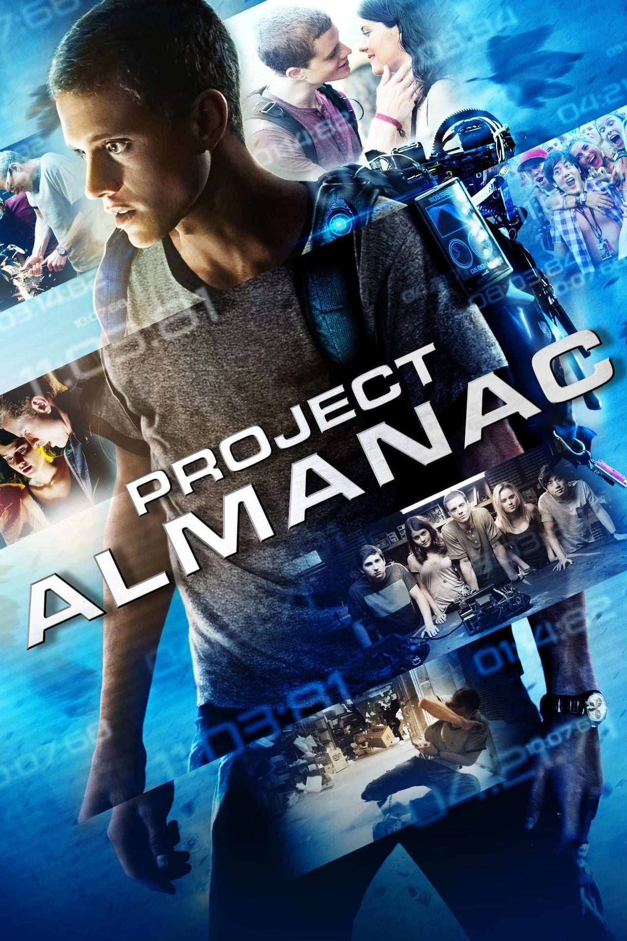 Poster Project Almanac