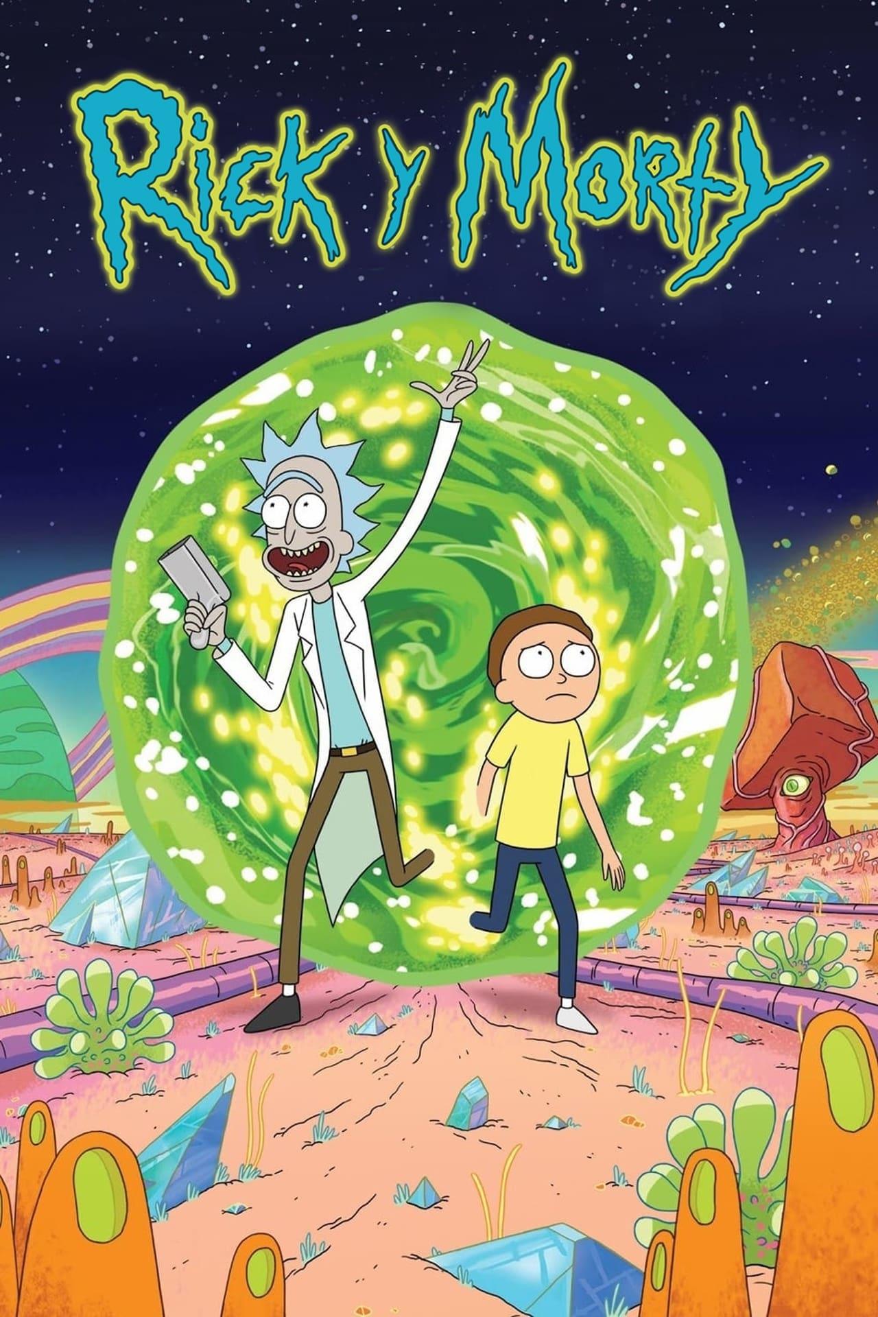 Rick y Morty - Season 1 Episode 10 : Encuent-Ricks en la Rick-cera fase
