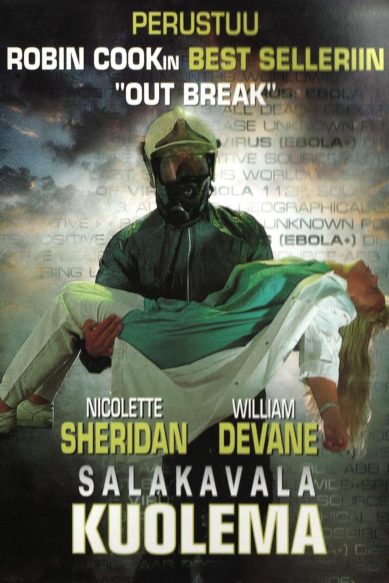 Salakavala kuolema (1995)