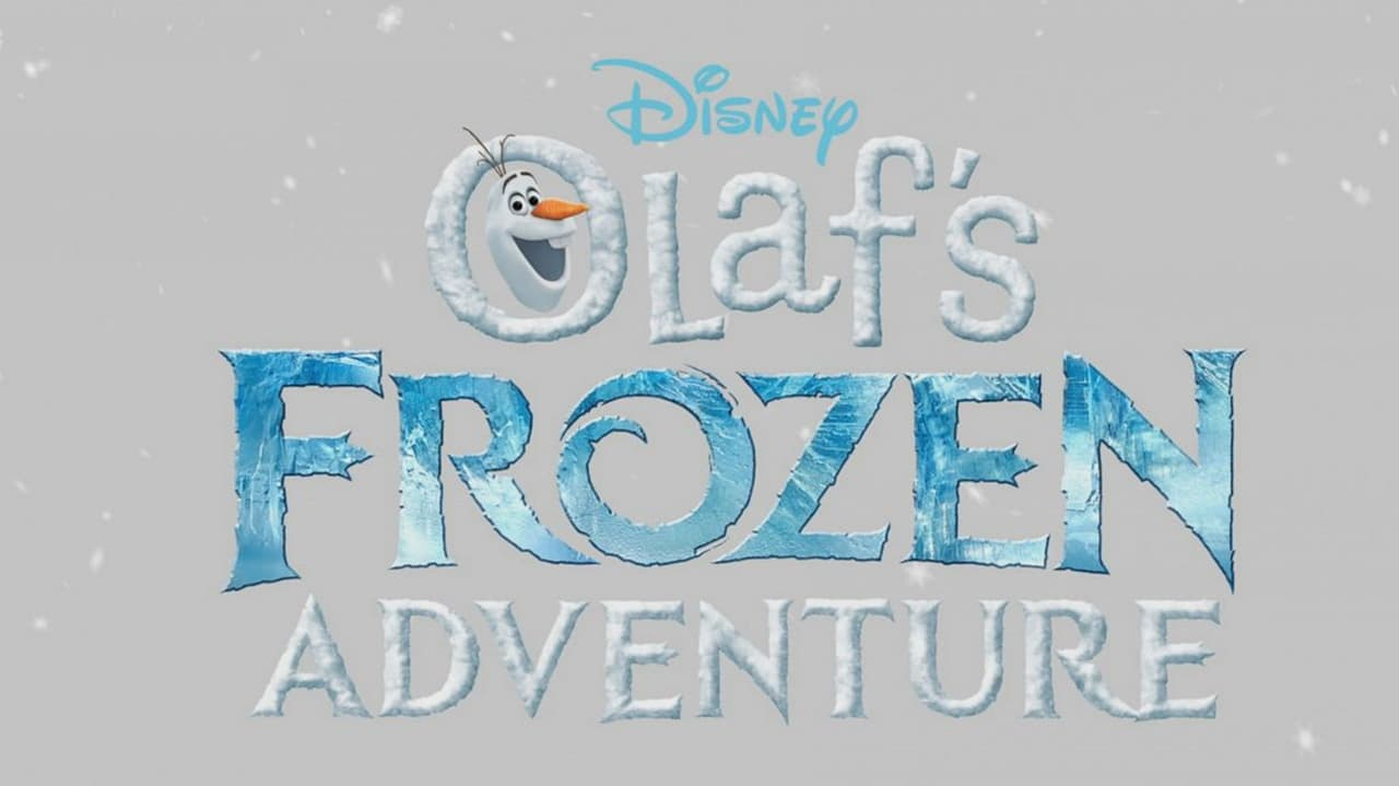 cover-Olaf`s Frozen Adventure