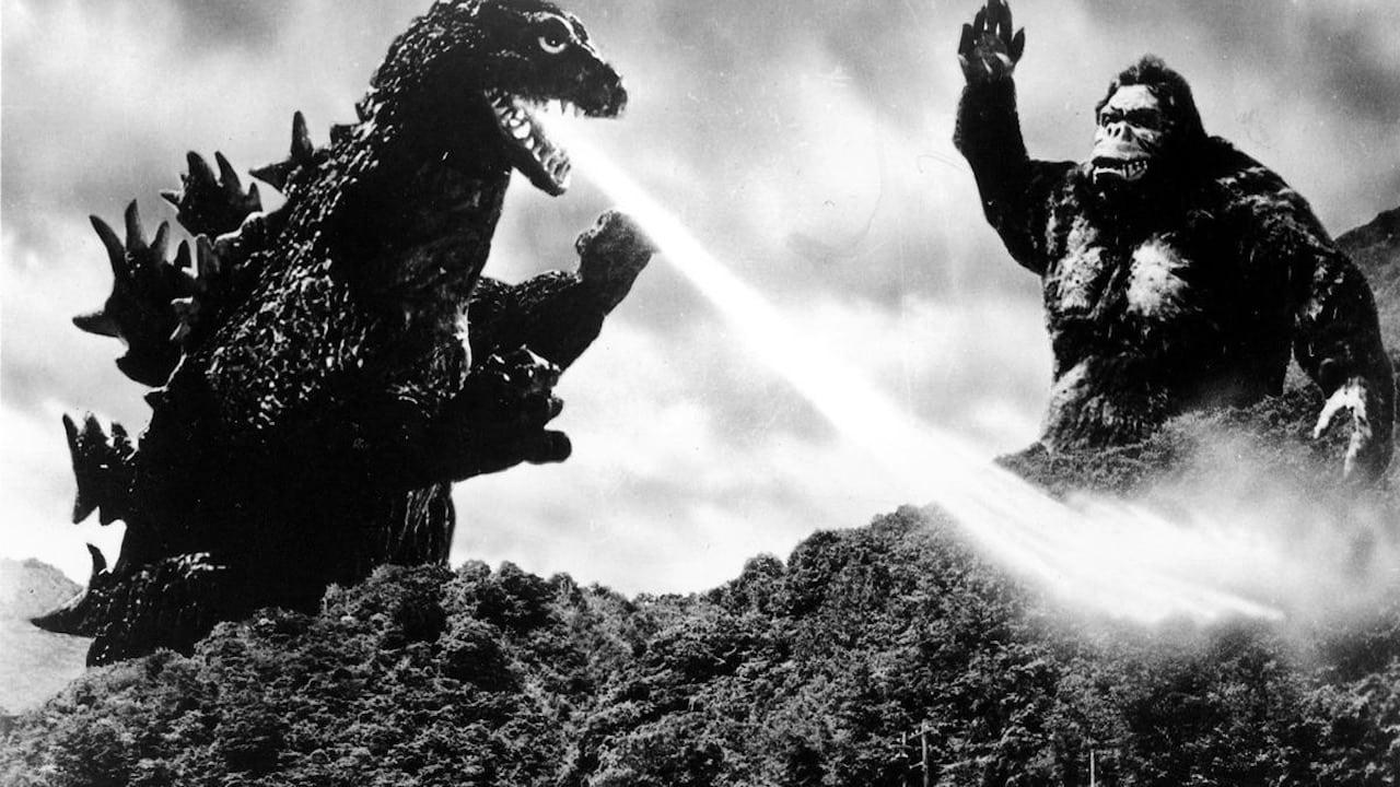 King Kong vs. Godzilla 3