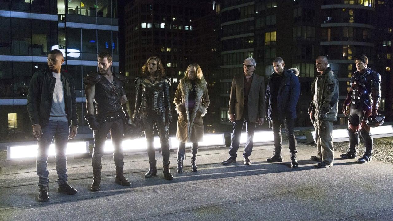 DC's Legends of Tomorrow - Season 1 Episode 1 : Pilot, Part 1 (2020)