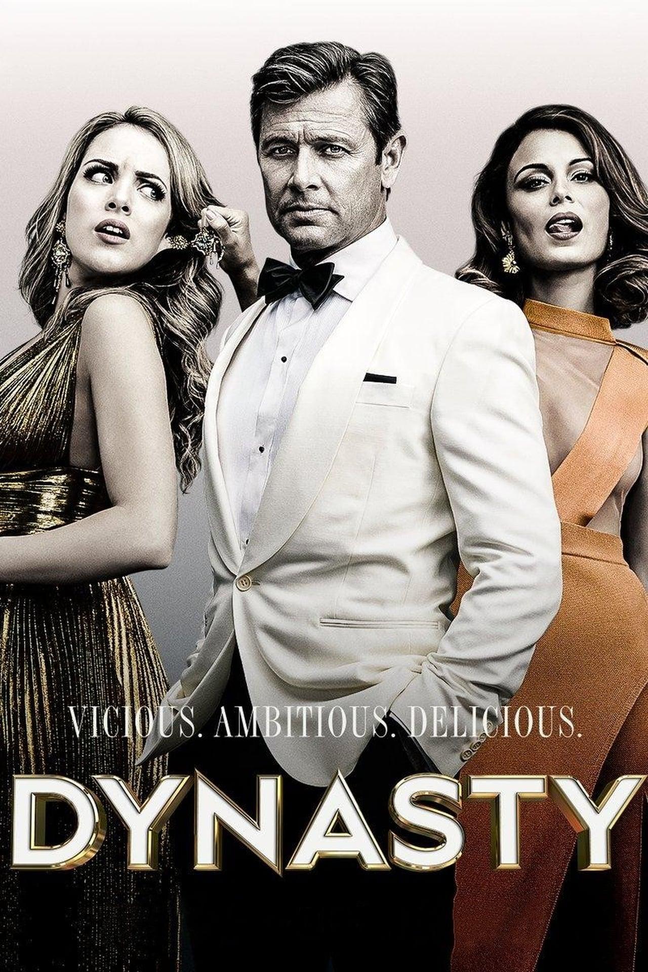 October 12: 'Dynasty' new season with Elizabeth Gillies and Rafael de La Fuente