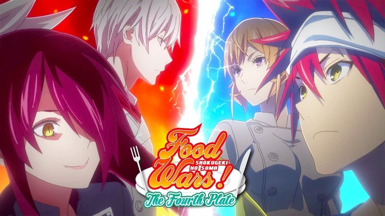 Food Wars! - The Fourth Plate