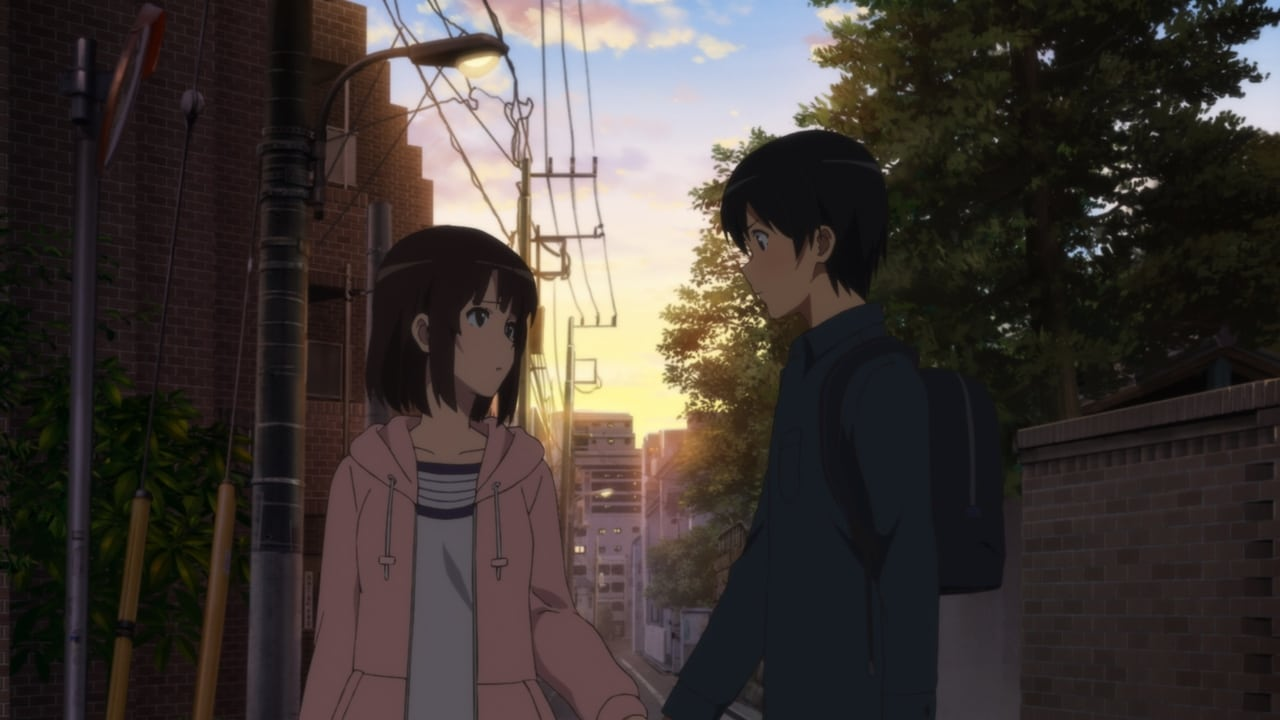 Saekano: How to Raise a Boring Girlfriend Fine