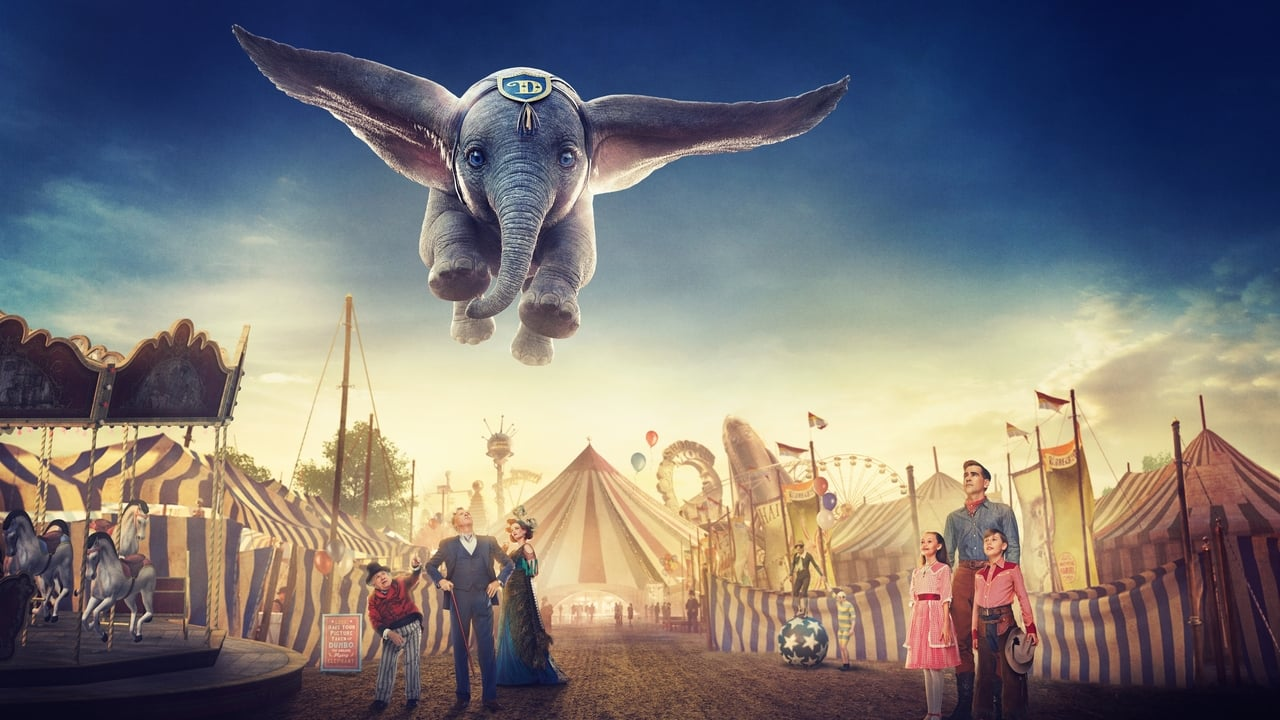 Regardez ஜ Dumbo Film en Streaming VF