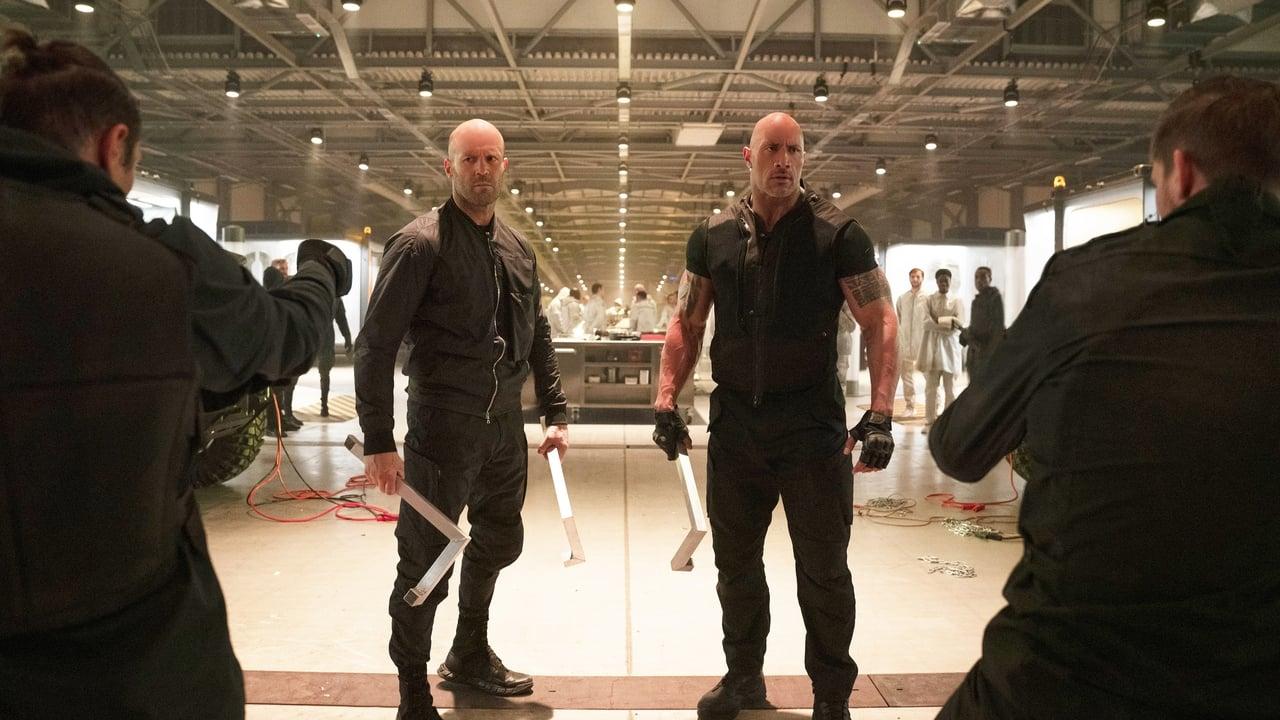 Fast & Furious Presents: Hobbs & Shaw 4