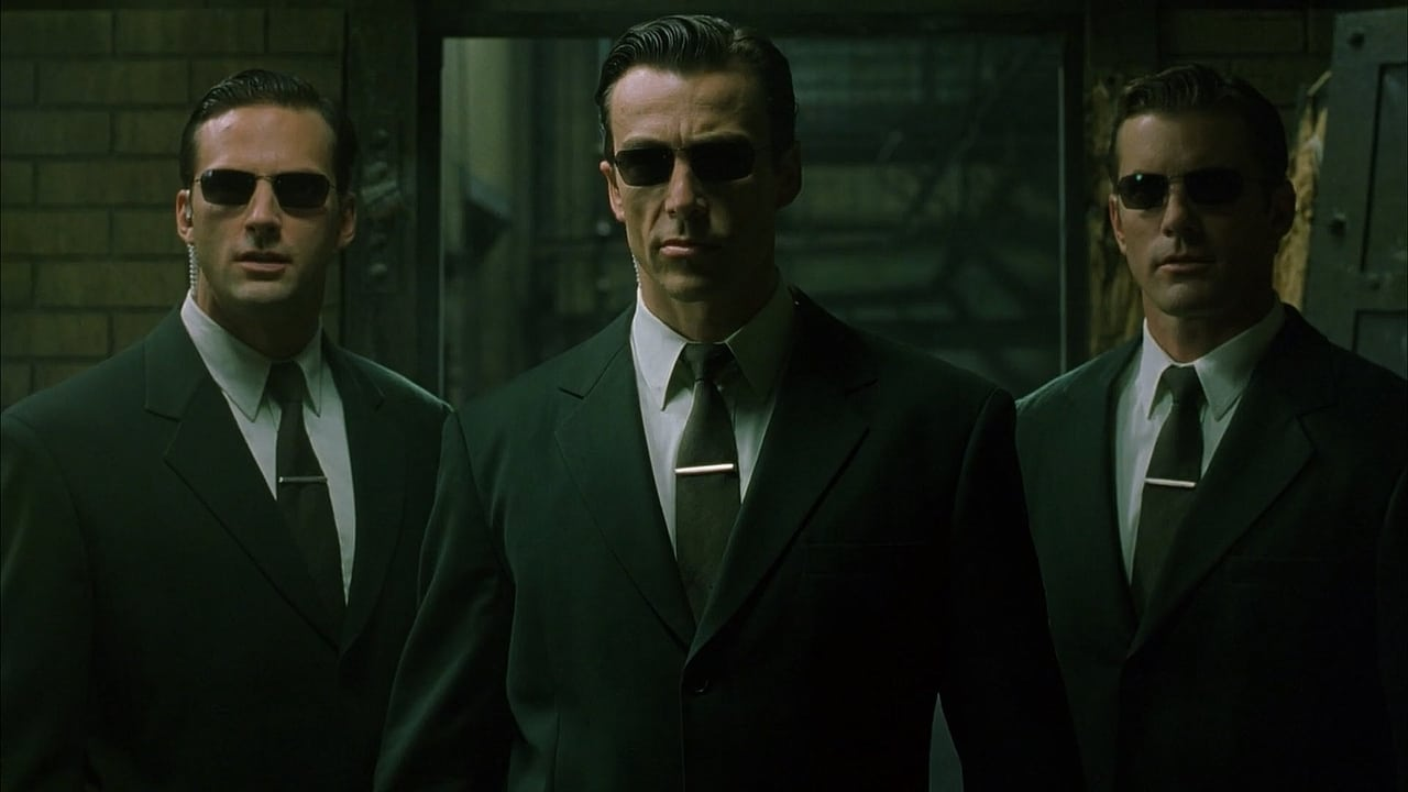 The Matrix Reloaded 5