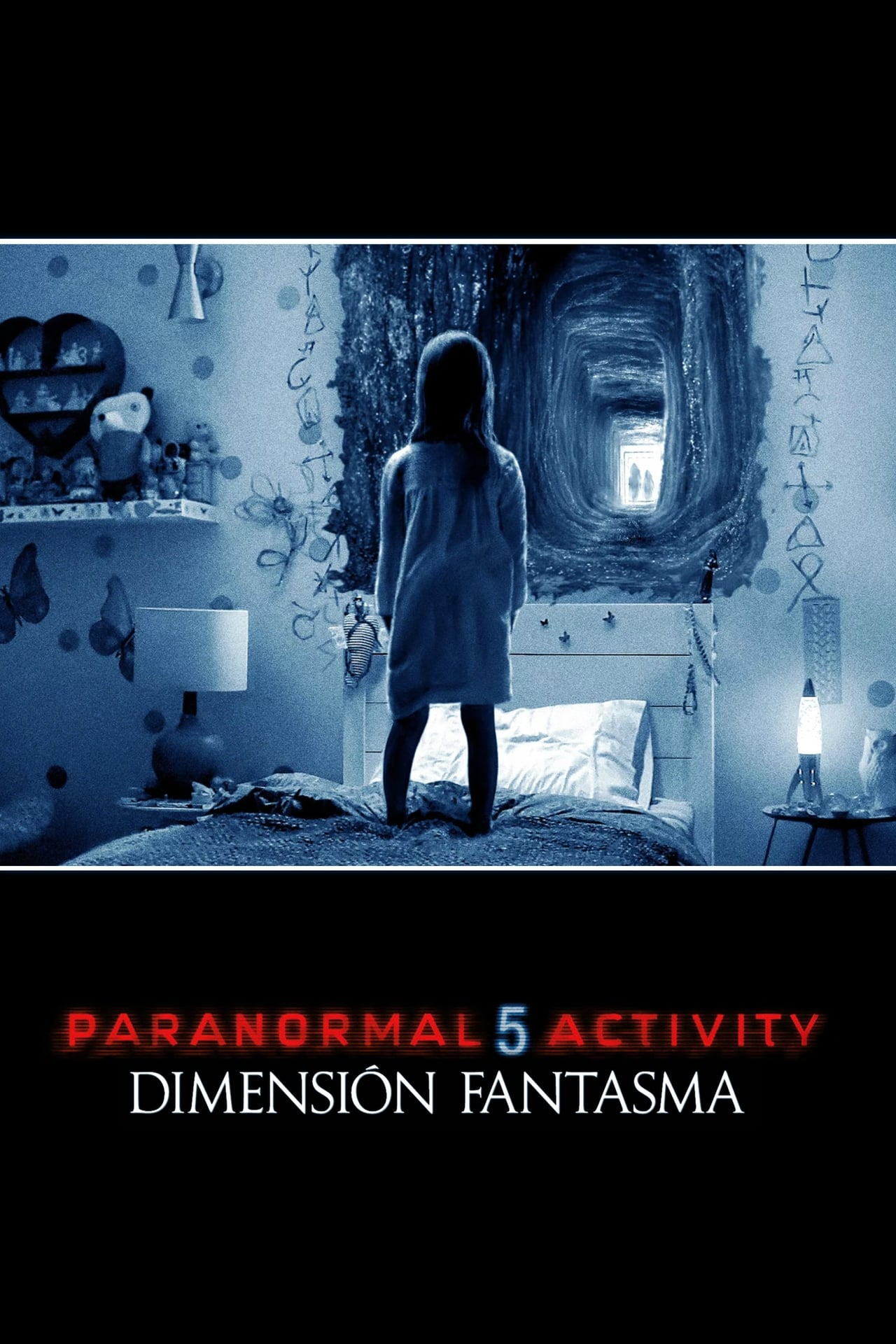 Paranormal Activity 5 Kinox