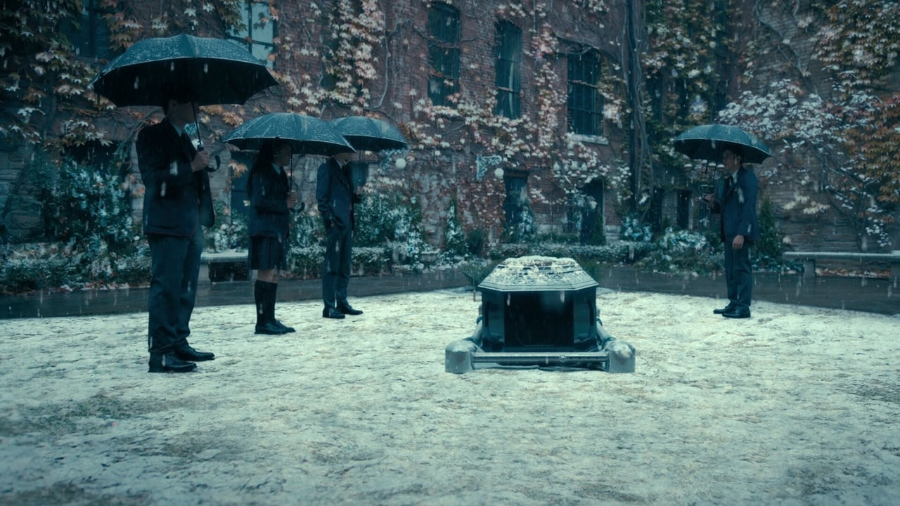 Image The Umbrella Academy