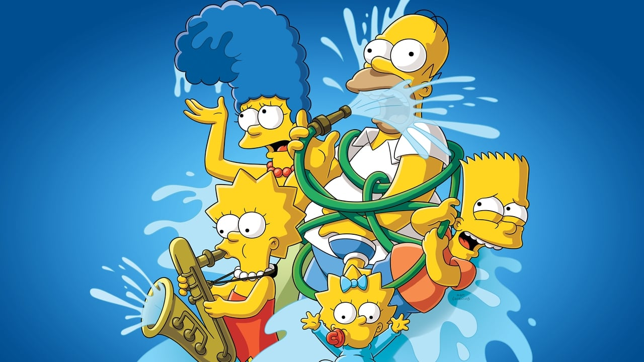 The Simpsons Season 21