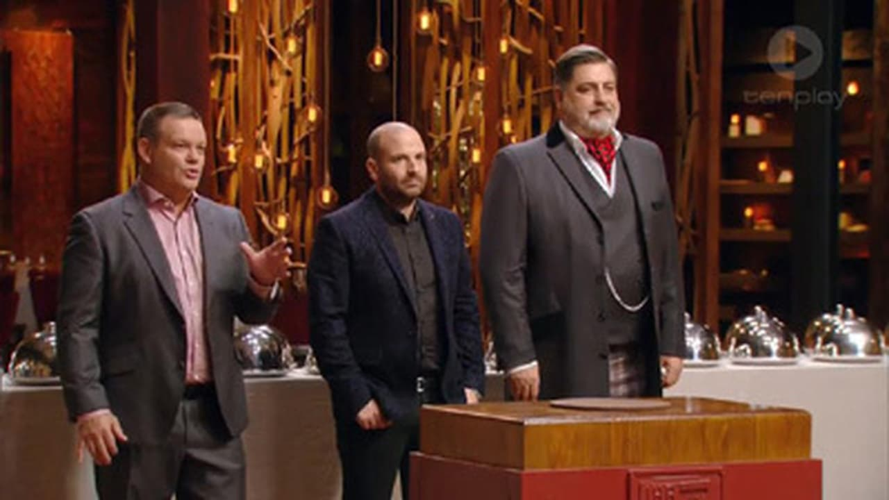 MasterChef Australia - Season 10 Episode 54 : Elimination Challenge - Taste Test in Three Rounds & Curtis Stone's MasterClass
