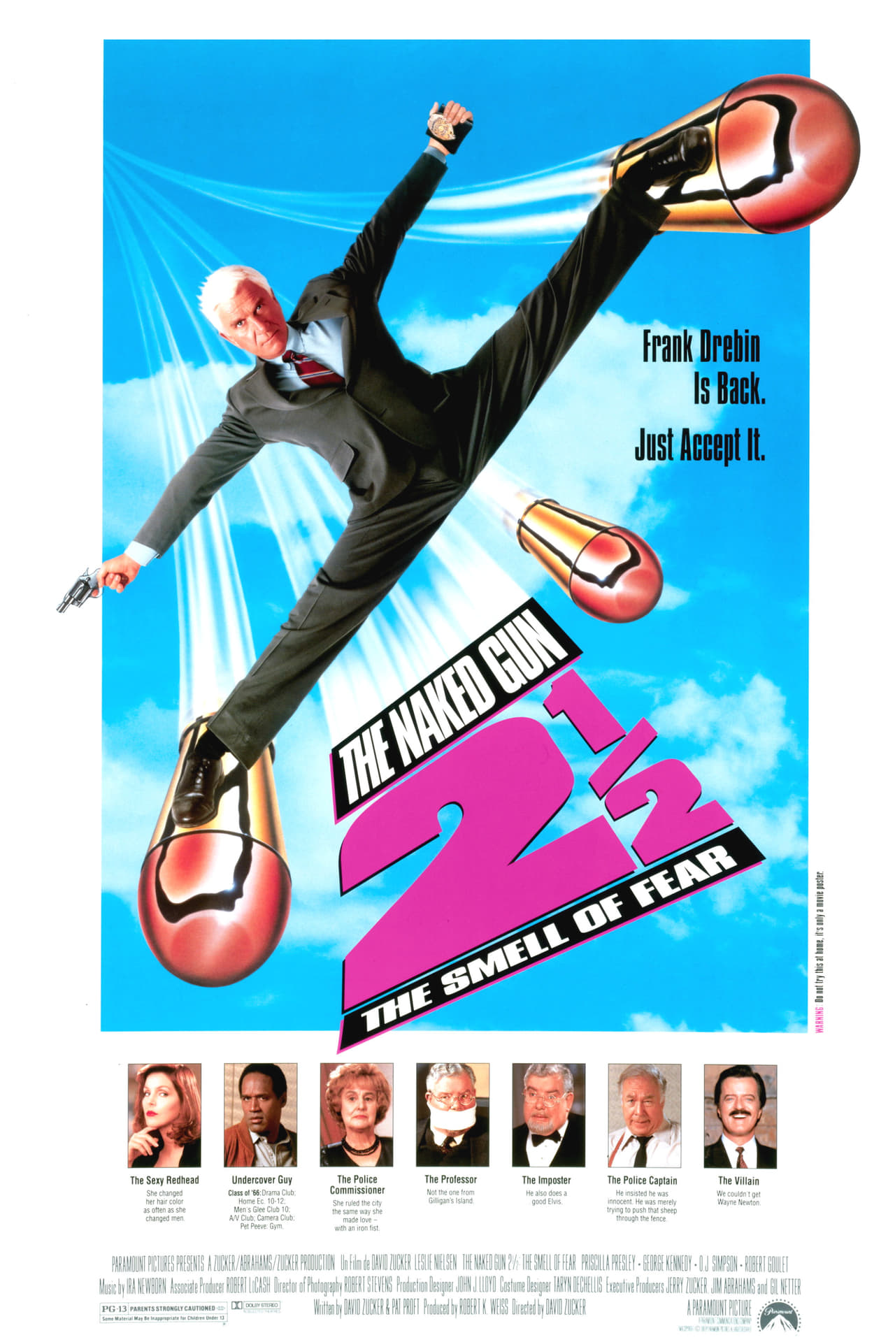 The Naked Gun 2½: The Smell of Fear (1991) - Stream and