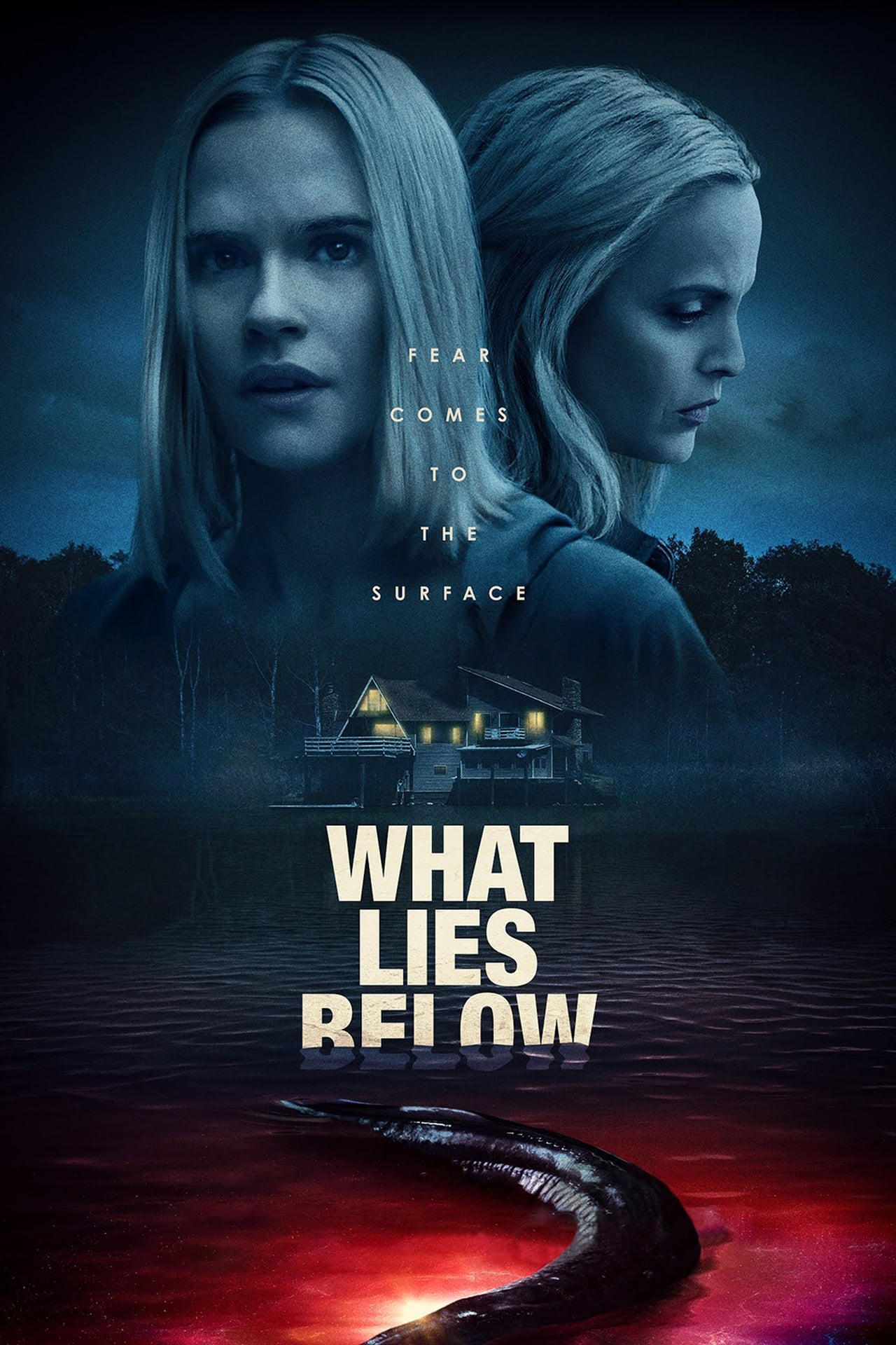 What Lies Below (2020) 720p WEBRip Dual Audio [Unofficial Dubbed] Hindi-English x264 AAC