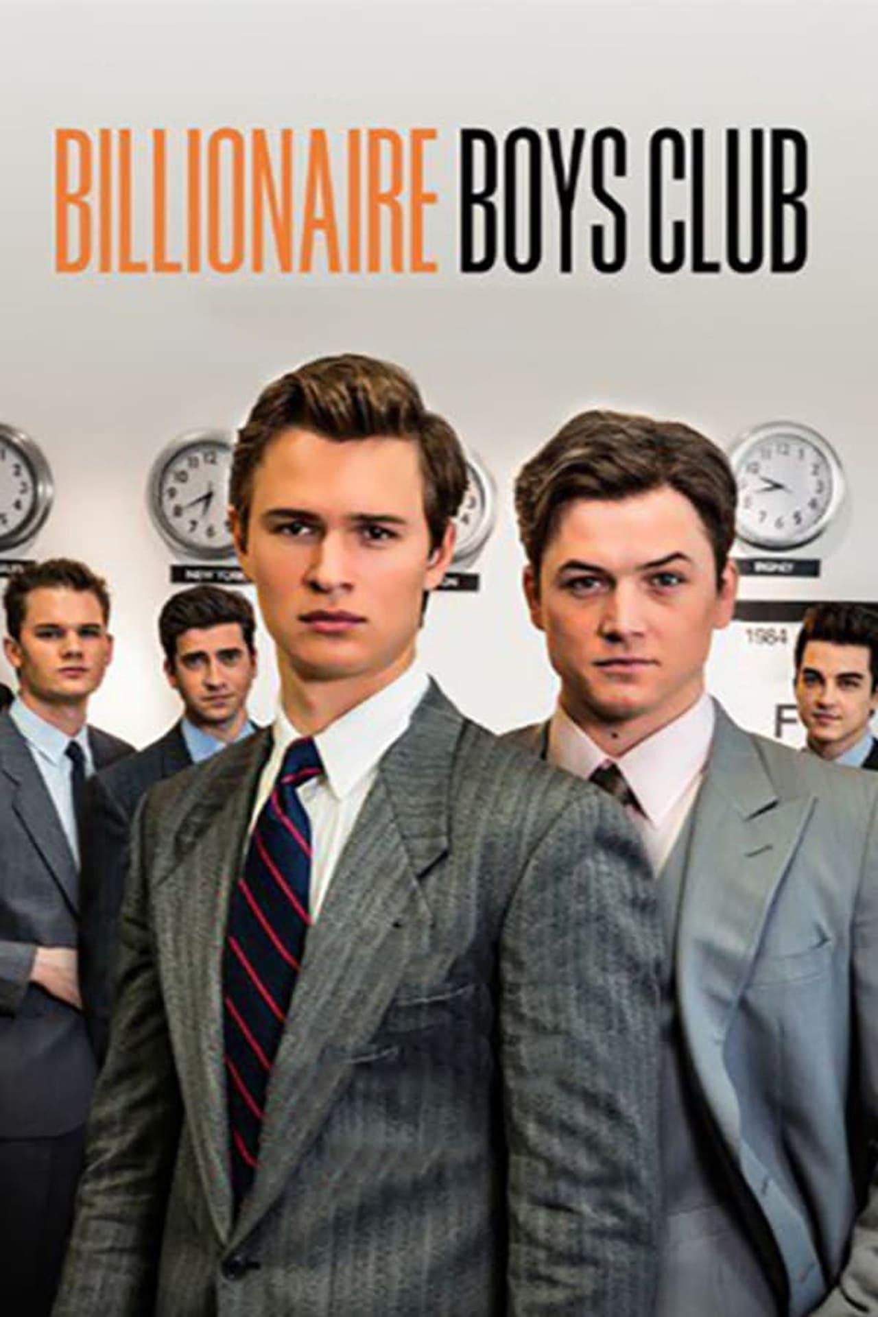 Billionaire Boys Club Film
