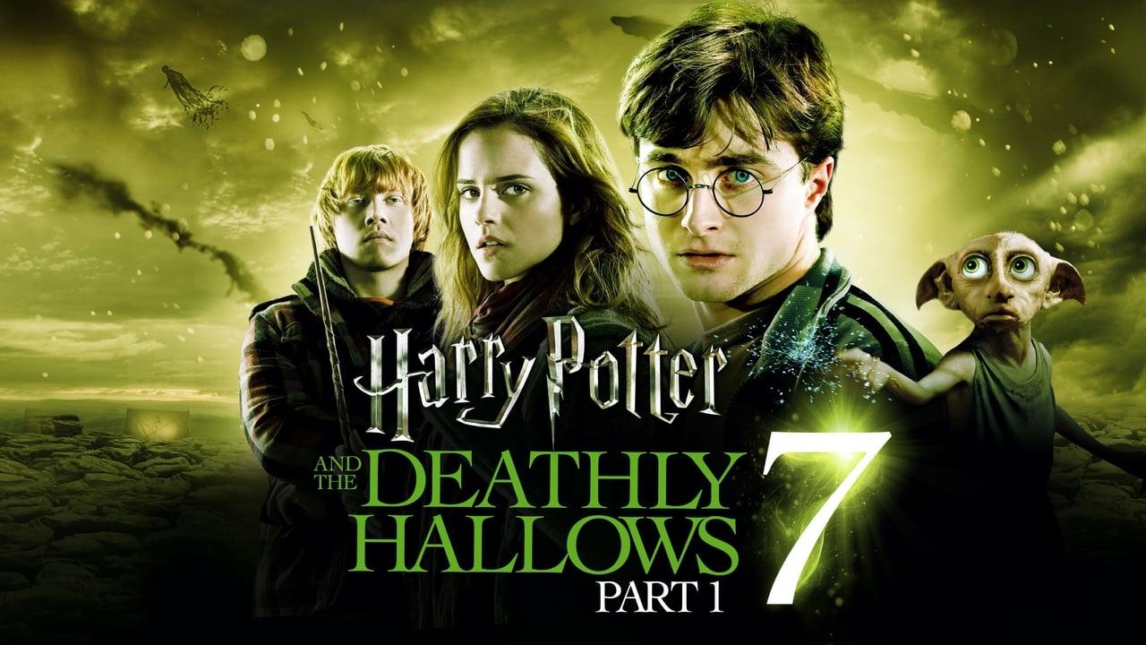 cover-Harry Potter y las reliquias de la muerte - Parte I