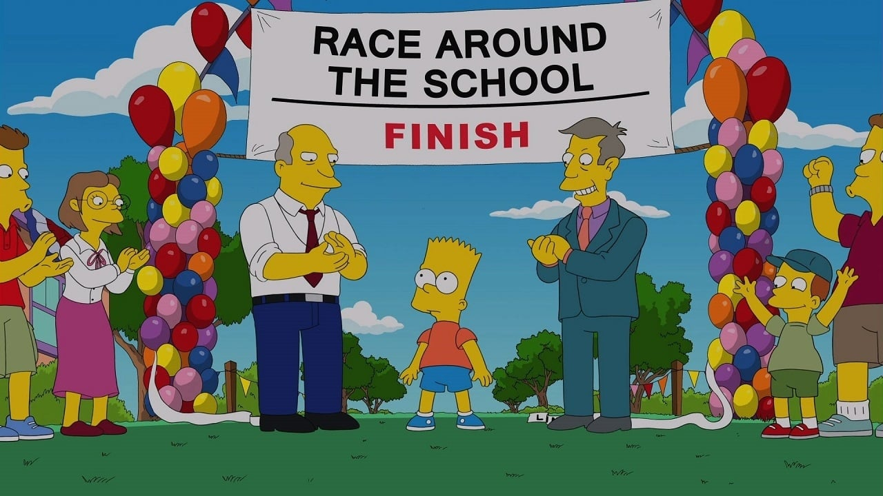 The Simpsons - Season 25 Episode 22 : Yellow Badge of Cowardge