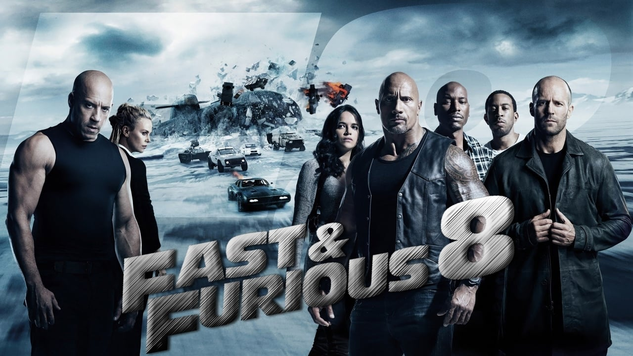 The Fate of the Furious 5