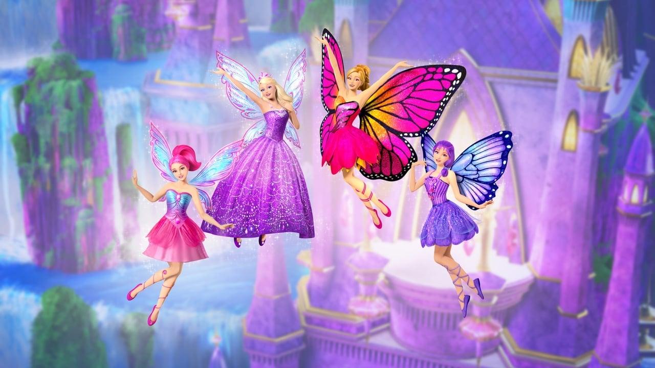 Barbie Mariposa & the Fairy Princess (2013)