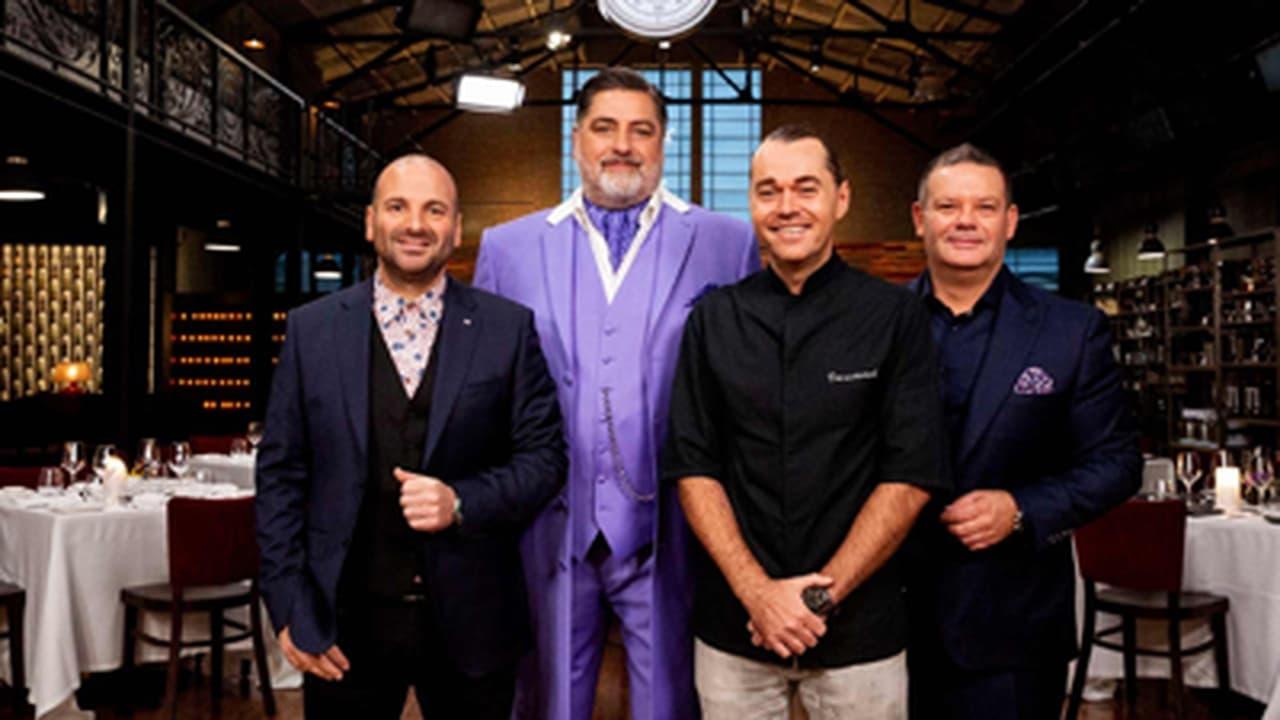 MasterChef Australia - Season 10 Episode 60 : Semi-Finals - Service Challenge