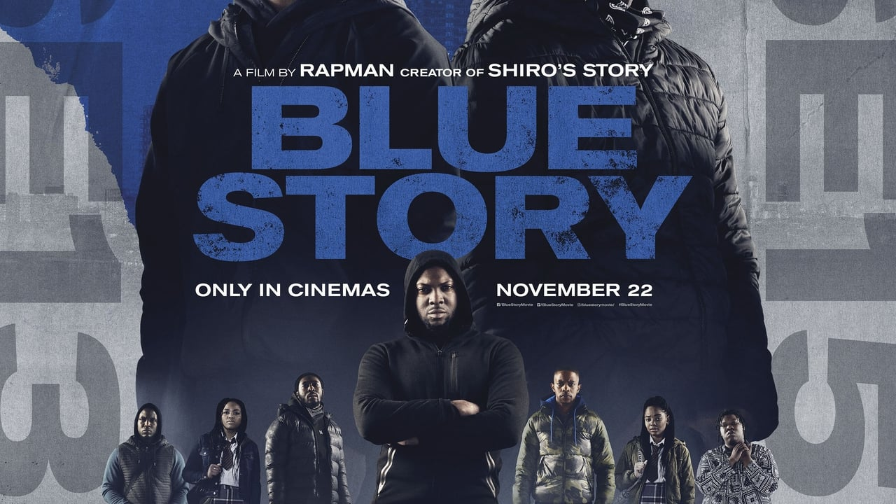 cover-Blue Story