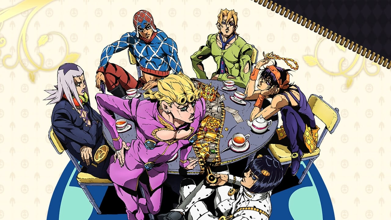 JoJo's Bizarre Adventure - Specials