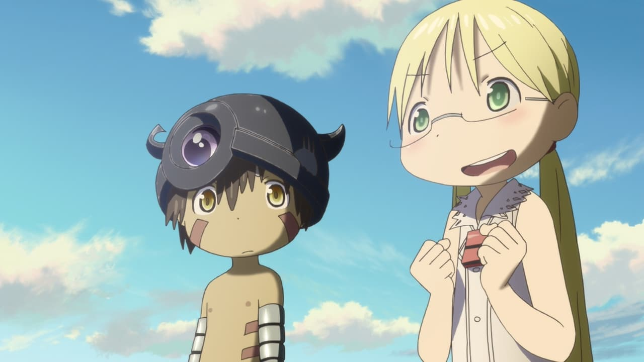 Made In Abyss - Season 1 Episode 1 : The City of the Great Pit (2017)