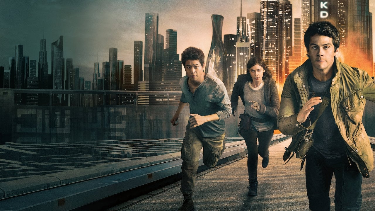 Maze Runner: The Death Cure 4
