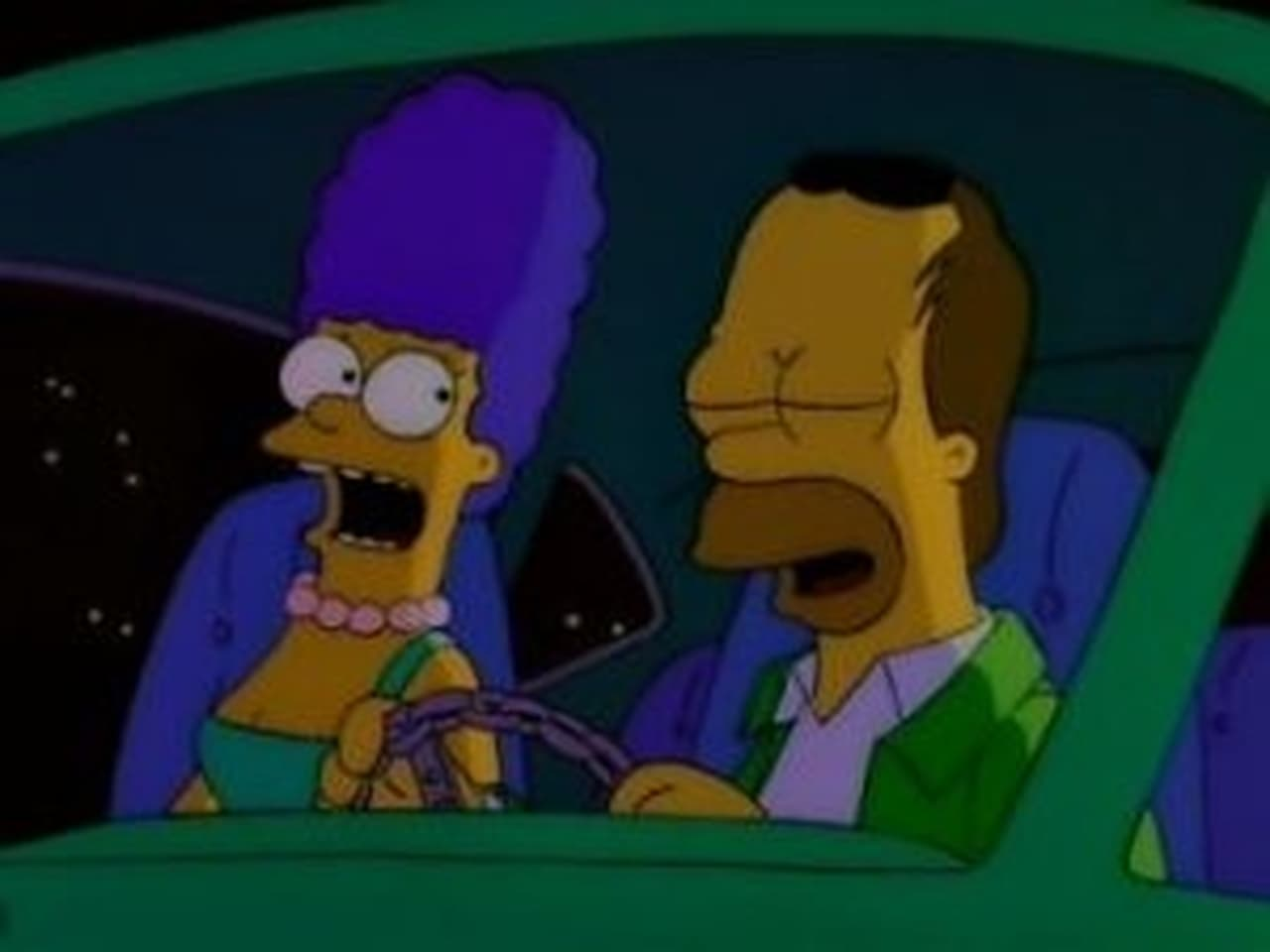 The Simpsons - Season 3 Episode 12 : I Married Marge