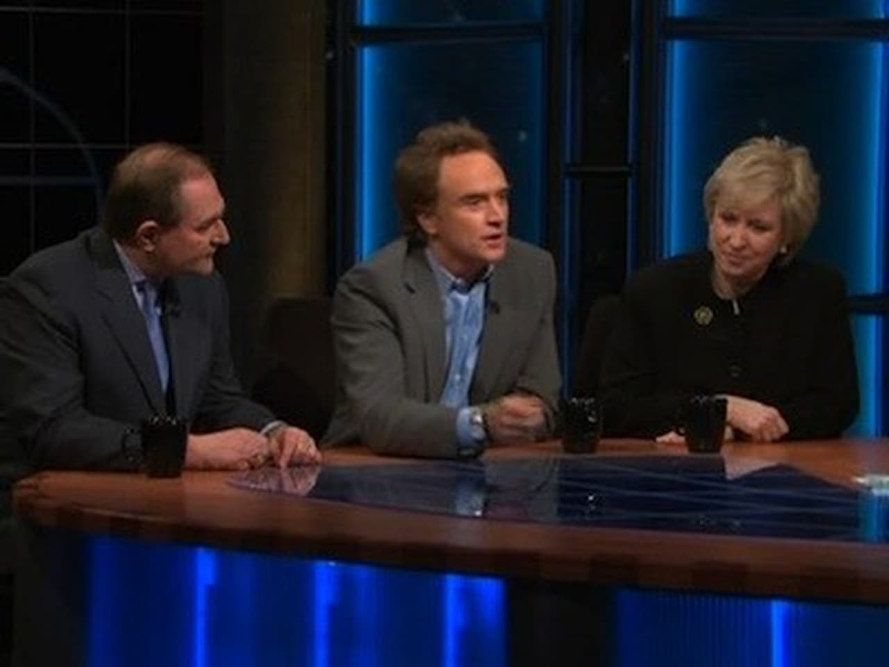 Real Time with Bill Maher - Season 4 Episode 11 : May 05, 2006