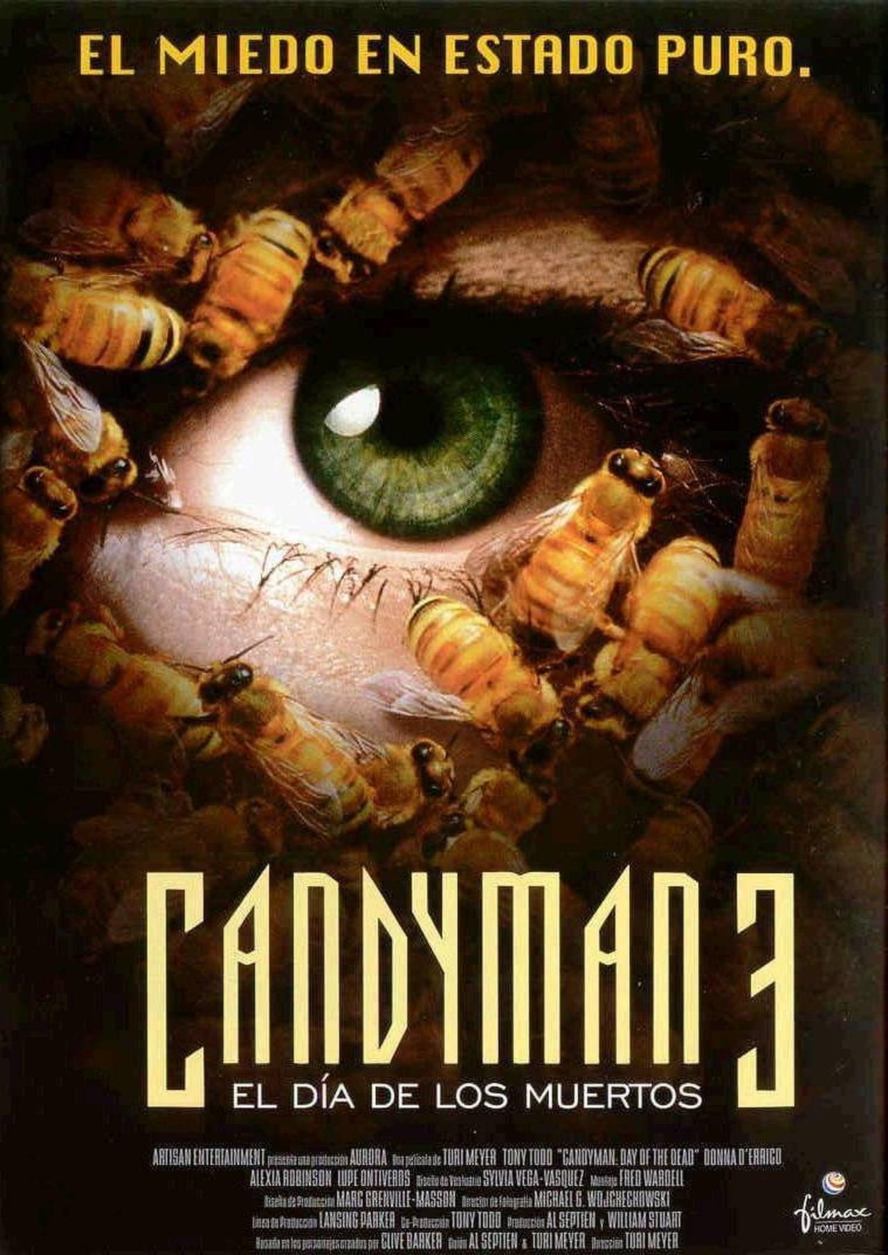 Ver Candyman 3 El Dia De Los Muertos 1999 Online Latino Hd Pelisplus