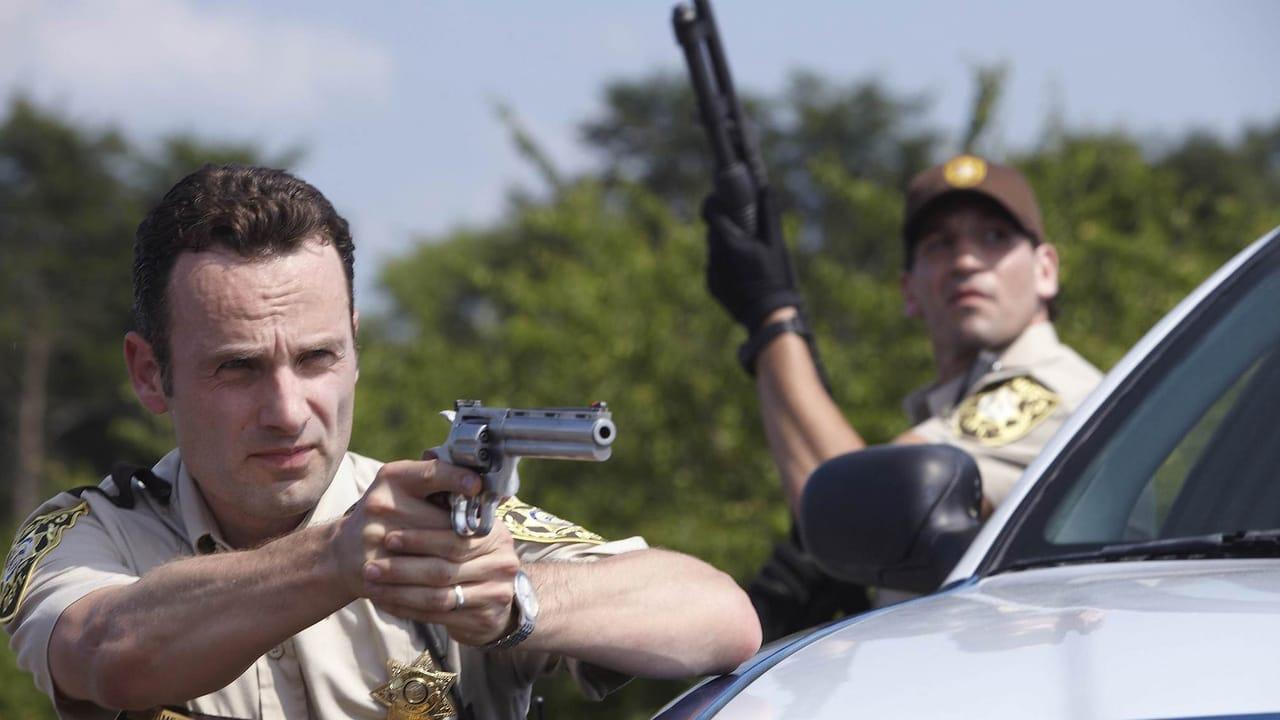 The Walking Dead - Season 1 Episode 1 : Days Gone Bye (2021)