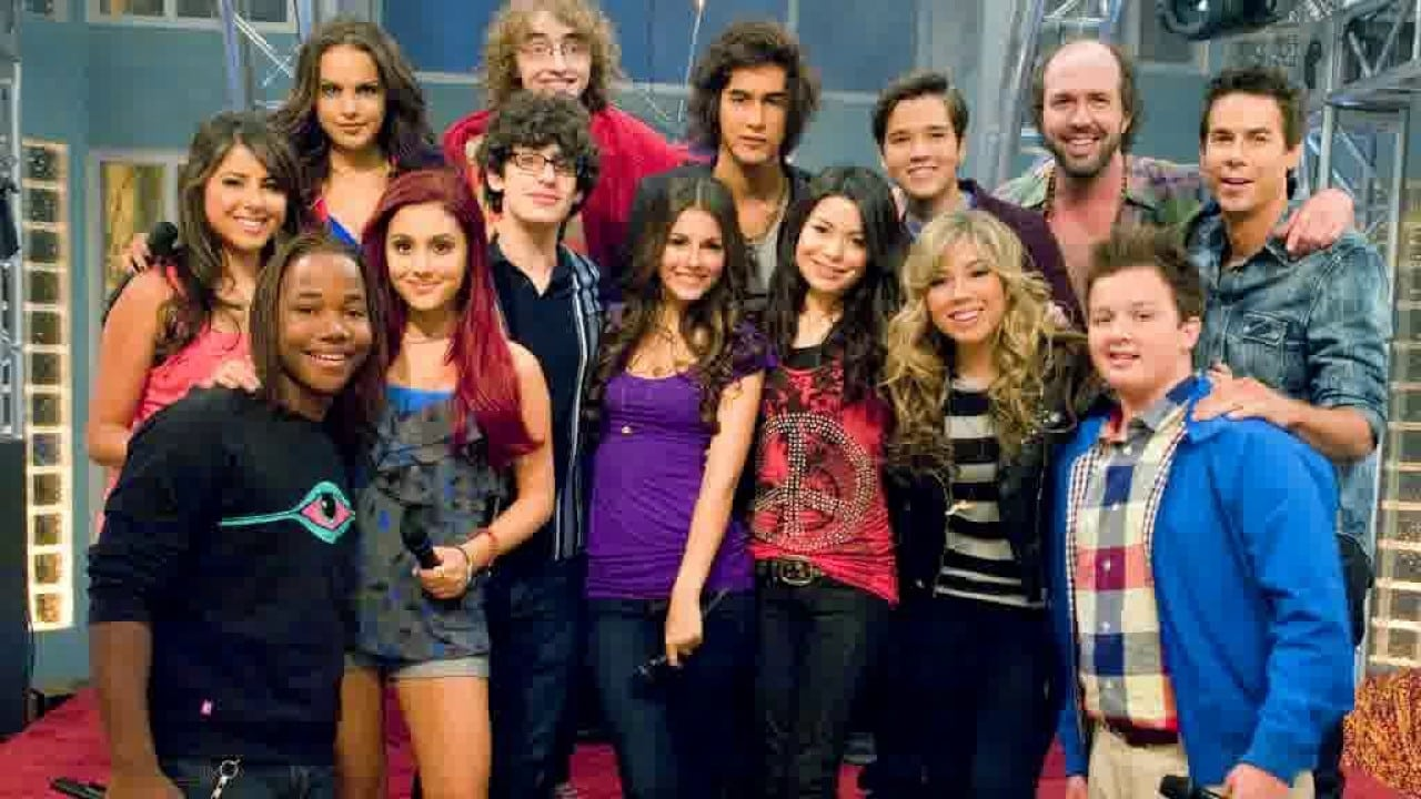 iParty with Victorious 2