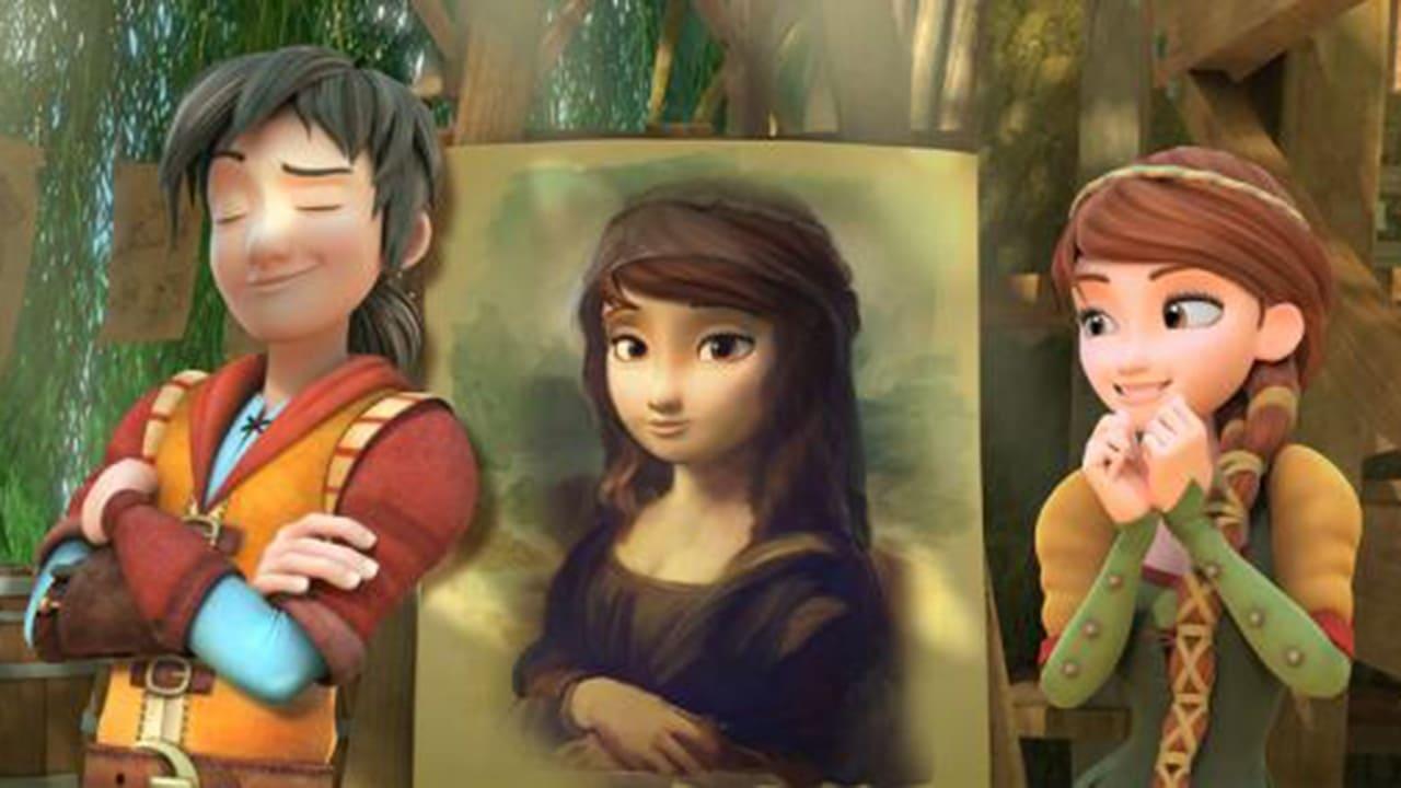 Leo Da Vinci: Missão Mona Lisa (2018) Online