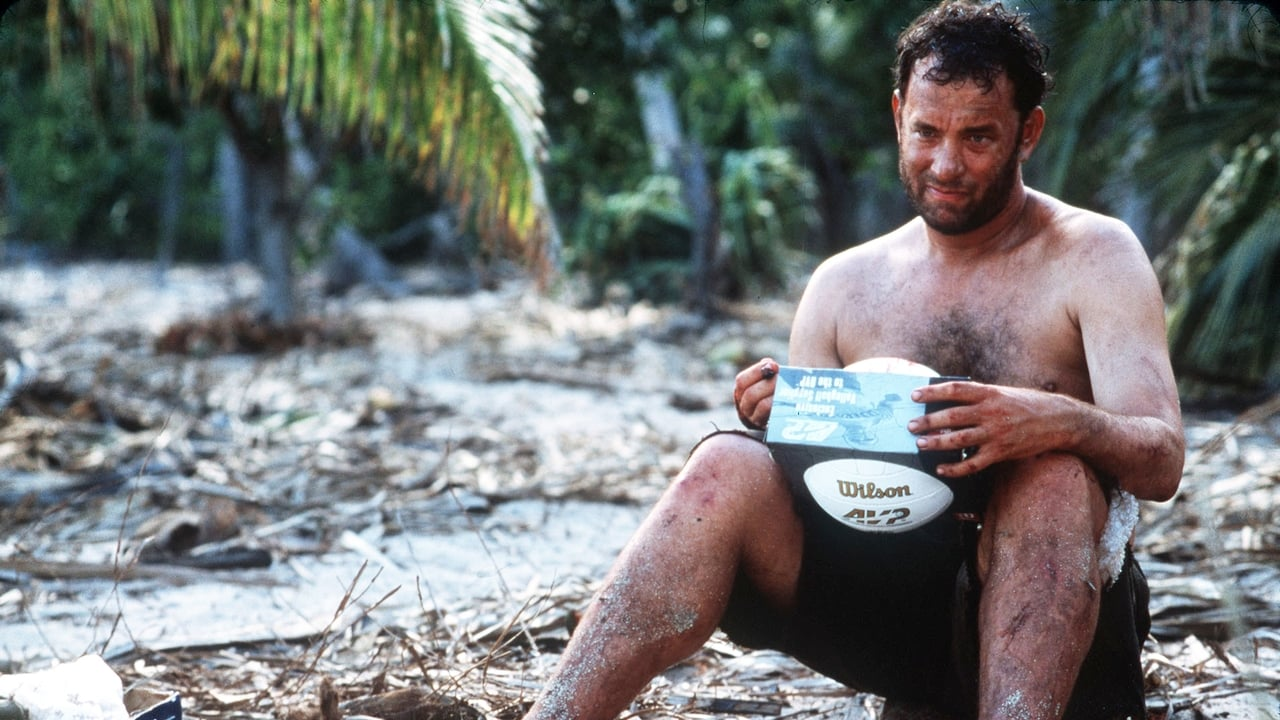 a review of cast away a film starring tom hanks Tom hanks movie reviews & film summaries a piece examining the themes in the three films directed by ryan coogler and starring michael b cast away (2000.