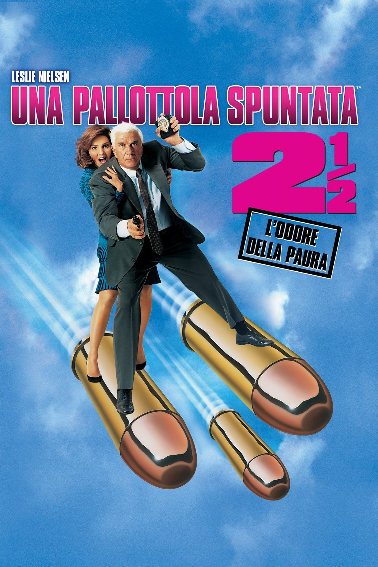 Watch The Naked Gun 2½: The Smell of Fear (1991) Full