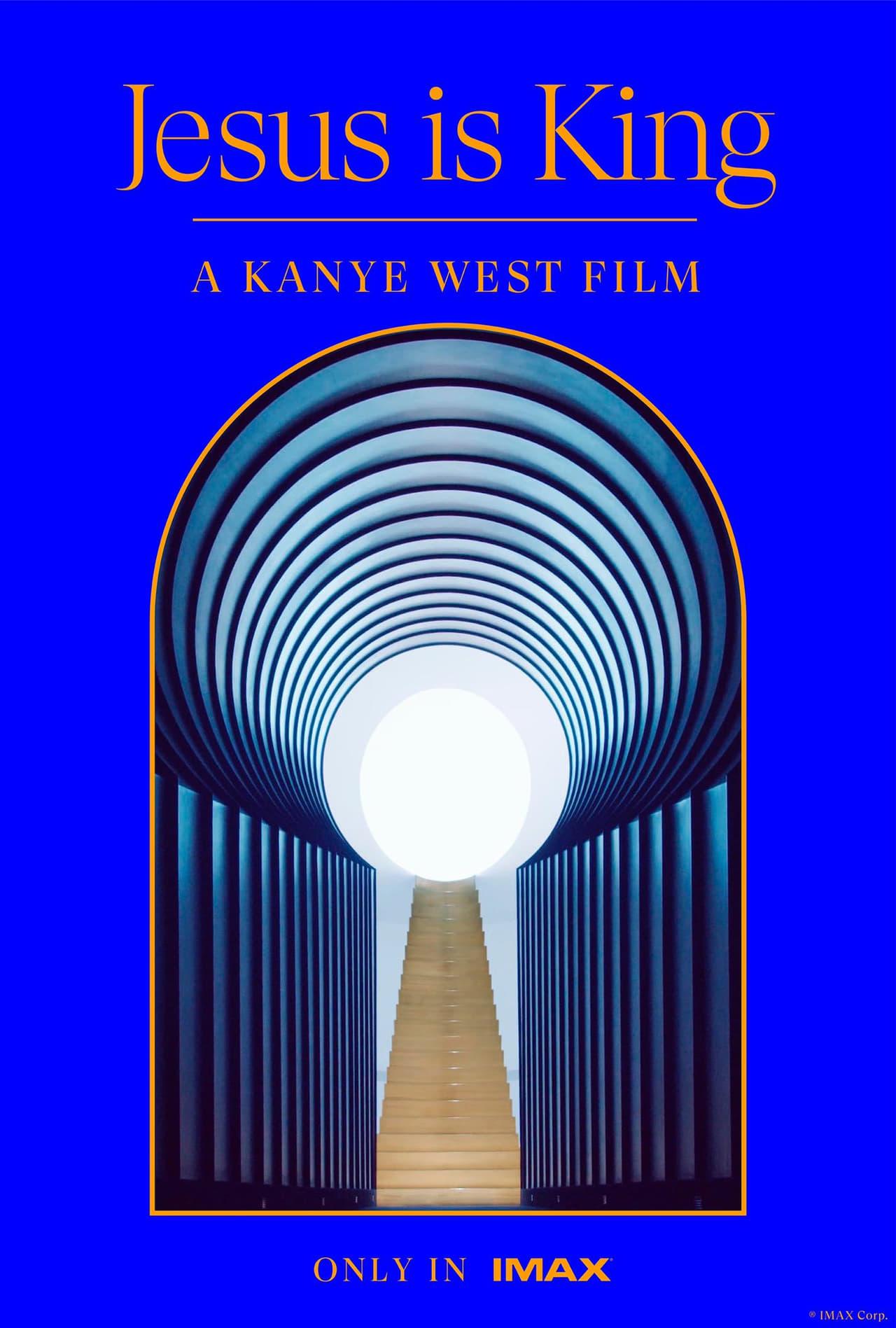 Jesus Is King: A Kanye West Film (2019)