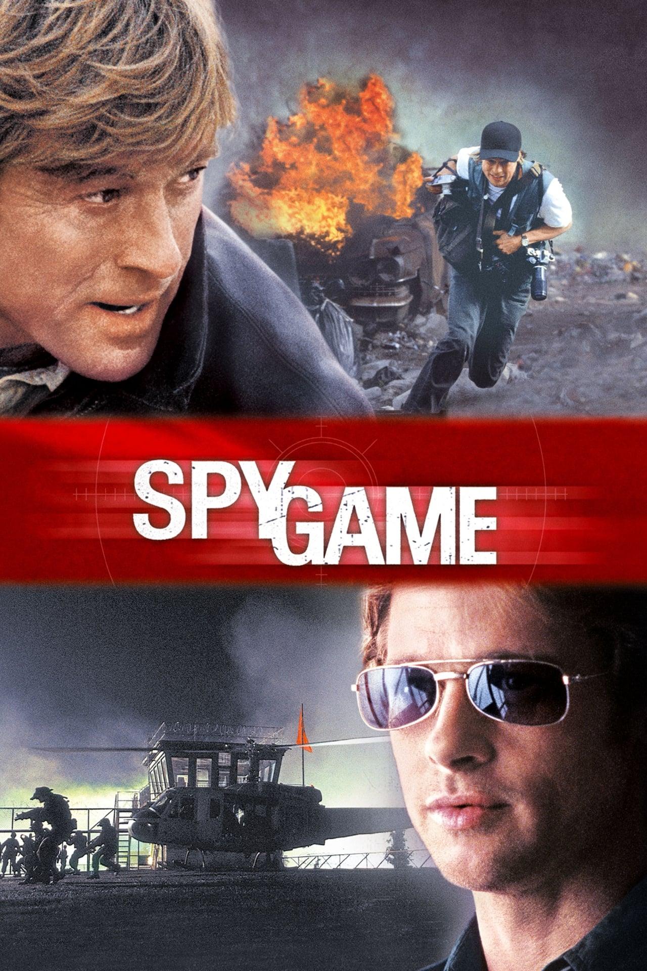 Spy Game Stream